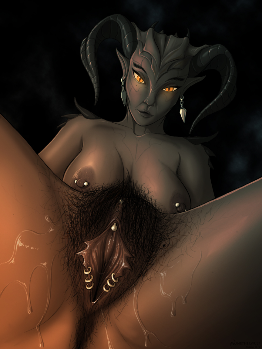 Netherwulf-639511-Hot_As_Hell