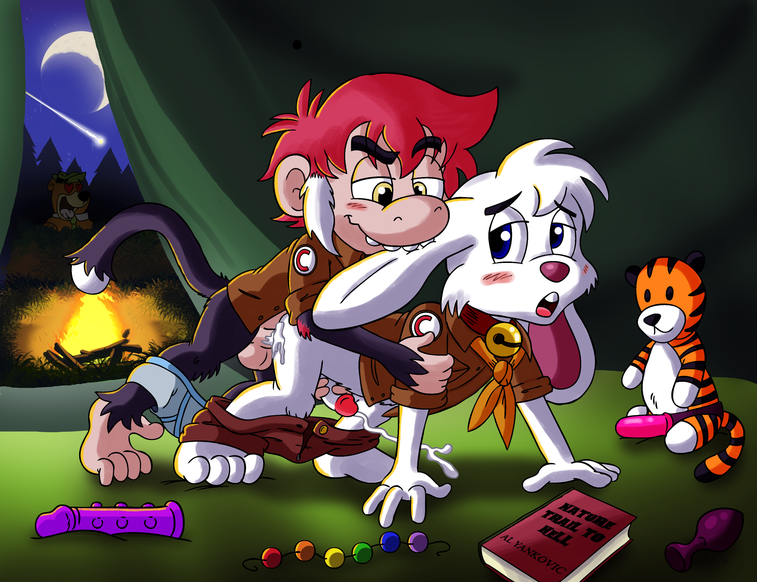 2663431_KevinSnowpaw_camping_it_up