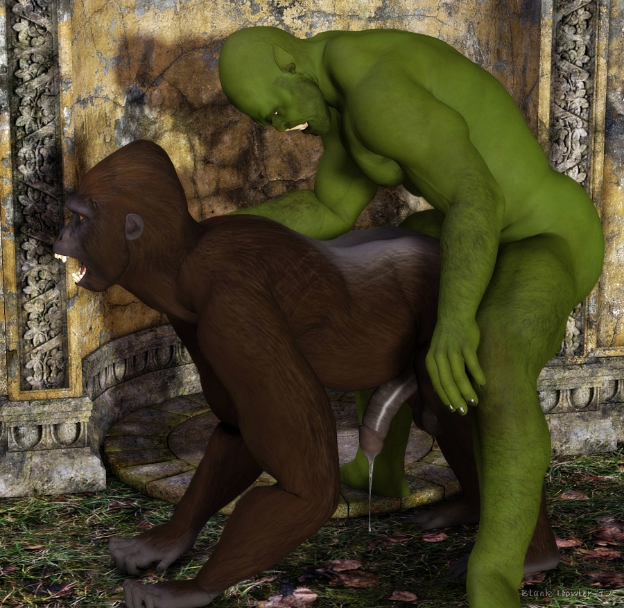 1364376890.blackhowler12_black_howler_orc_and_gorilla_04_wet