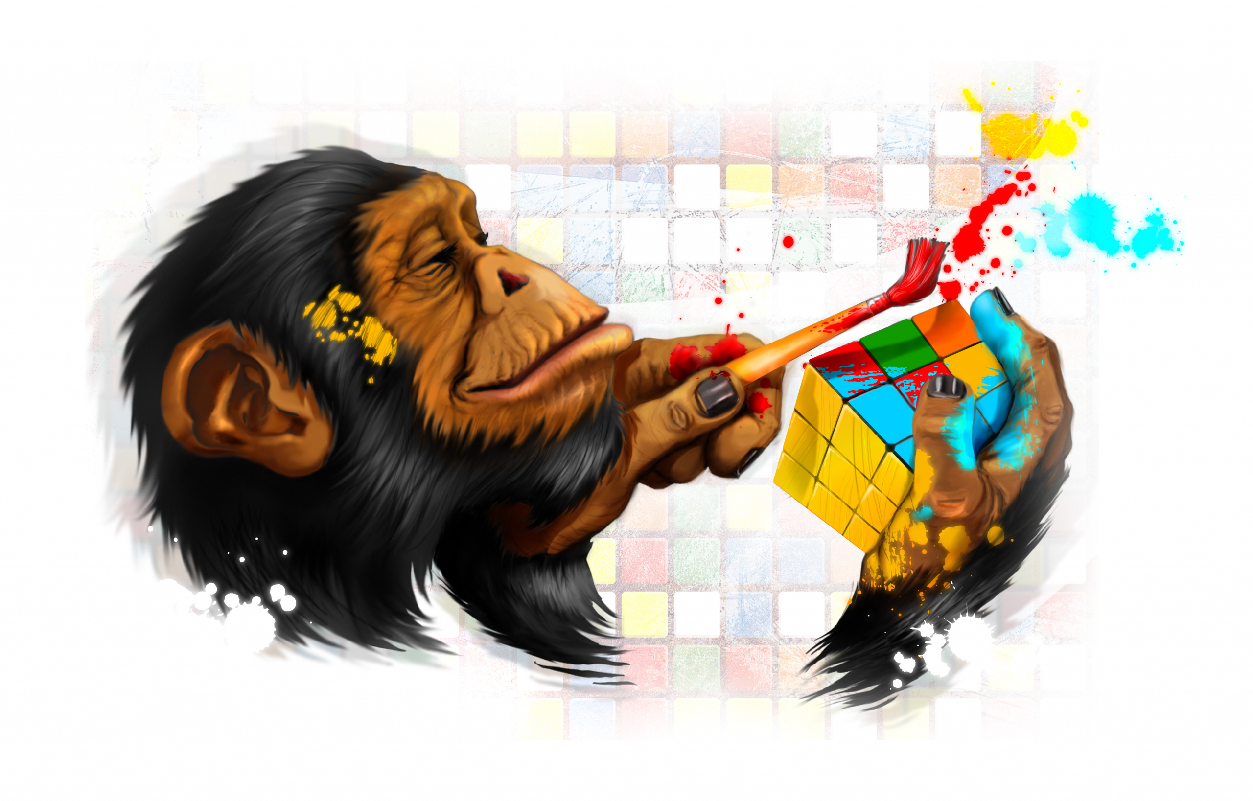 chimp_by_dracoimagem_com_d1w0gqs