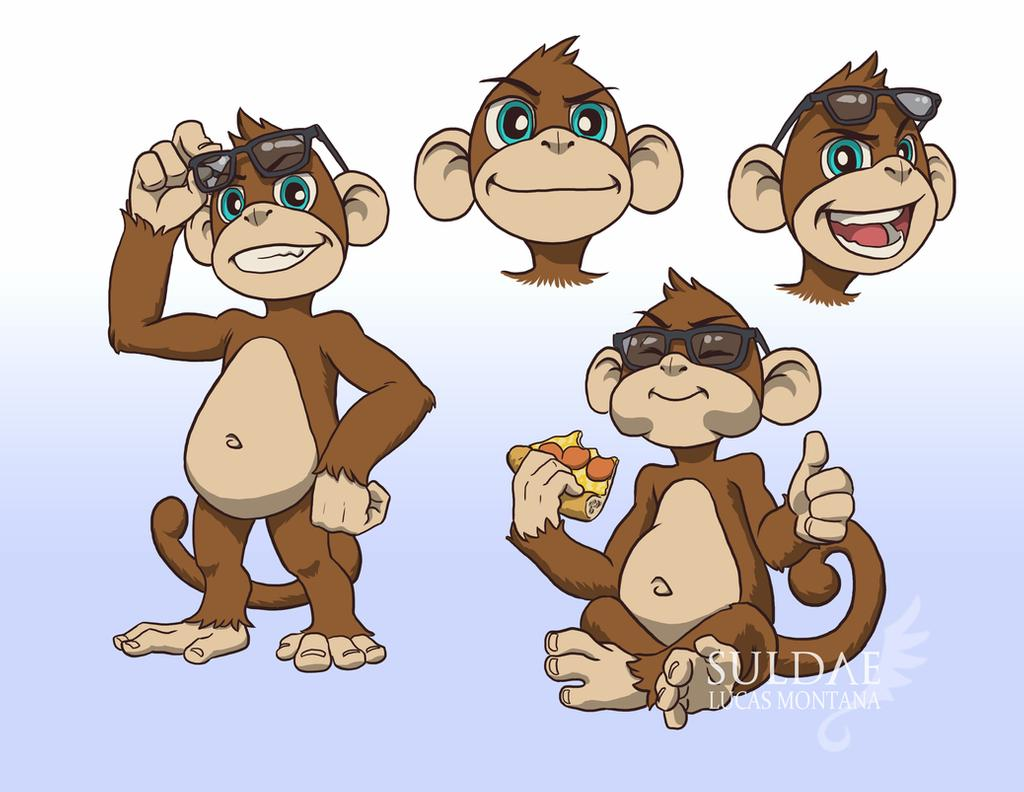 monkey_mascot_by_suldae_d9hp1z1-fullview